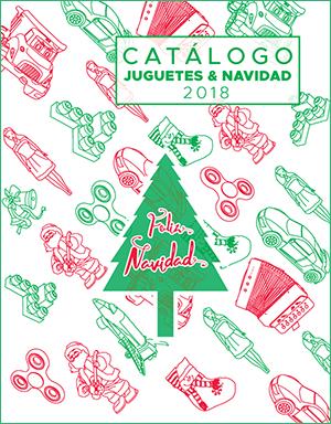 Catálogo Juguetes y Navidad 2018