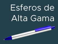 Esferos de Alta Gama