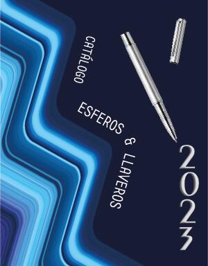 Catálogo esferos y Llaveros 2018