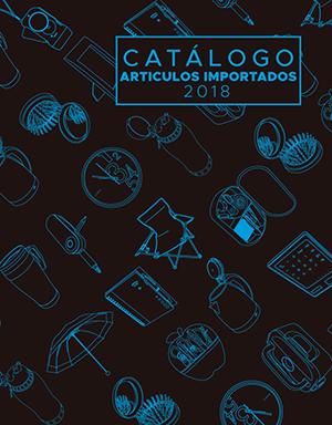 Catálogo articulos importados 2018