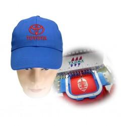 Bordado para gorras