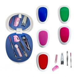 Set Manicure Ovalado