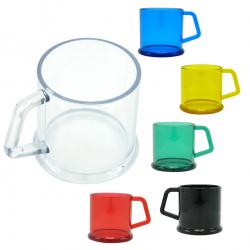 Mug Plástico 6 oz