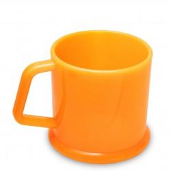 Mug Plástico Neón 6 oz
