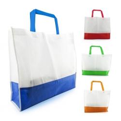 Bolsa De Compra Bicolor No2