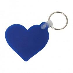 Llavero Corazón en PVC